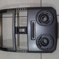 Frame Audio Doubel Din Terios Rush Ori