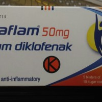 CATAFLAM 50mg || isi 50 tab / box