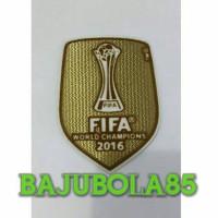 Jual PATCH FIFA 2016 FOR MADRID Murah