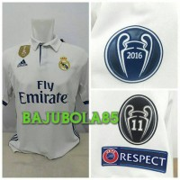 MADRID HOME 2016 + PATCH FIFA 2016 +PATCH UCL