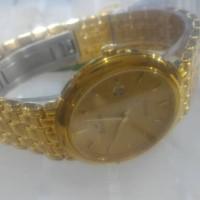 Jam Tangan Pria dan wanita BULOVA GOLD Original Swiss