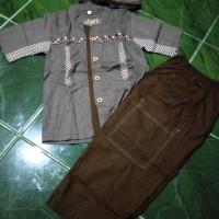 baju muslim koko, fattaya collection
