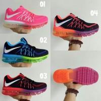 sepatu wanita nike airmax flyknit full tabung premium impor vietnam
