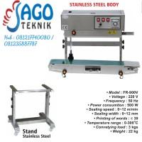 Mesin Segel Plastik / Band Sealer Vertical FR-900V ALDO