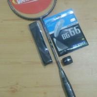 Jual raket badminton FLYPOWER black pearl 07 Murah