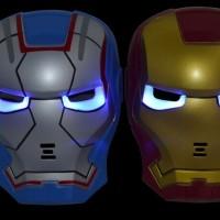 harga Topeng Iron Man Nyala Lampu Led Limited Edition Mainan Anak Barang Unik China Tokopedia.com