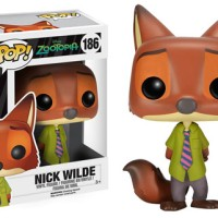 Funko POP Disney Zootopia - Nick Wilde #186