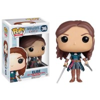 Funko POP Games Assassin's Creed Unity - Elise #36