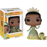 Funko POP Disney The Princess And The Frog - Princess Tiana & Naveen