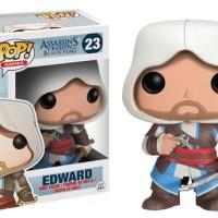 Funko POP Games Assassin's Creed IV Black Flag - Edward #23