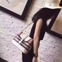 Tas Fashion Burberry Tristan 3 Ruang Shoulder Sling Bag Import