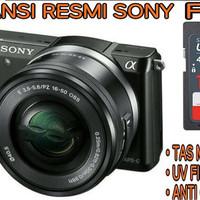 Kamera Sony Alpha A5000 Kit 16-50mm (Promo Cashback)