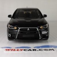 Diecast / Miniatur Mitsubishi Lancer EVO X Final Edition skala 43