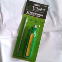 Obeng Tekiro 2 Way Screwdriver Arah Bolak Balik Japan Technology