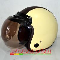 Helm Retro Fino KT Motif V05