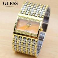 Jam Tangan Guess SA124 - Combi Plat Gold