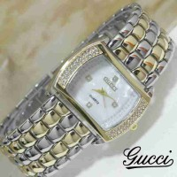 GUCCI SILVER GOLD