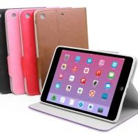 iPad mini 1 2 3 Ozaki Leather Book Case Flip Cover with Card Slot NEW