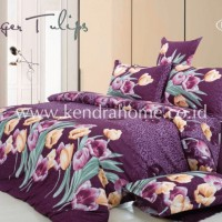 Sprei Kendra Signature Tiger Tulips 160x200
