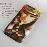 Naruto HD Wallpaper Hard case Iphone case dan semua hp