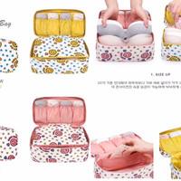 Korean Underwear Bag (Tas Travel Untuk Tempat Bra Dan Celana Dalam)