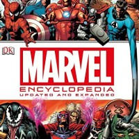 Marvel Encyclopedia Updated & Expanded HC - DK Book English Guide US