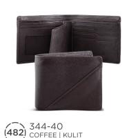 Handmade Dompet Kulit Pria Laki-laki Terbaru Murah Unik 344-40