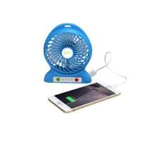 kipas angin mini portable charger baterai