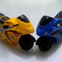 Sepeda Motor Balap Jumbo Rossy Auto Spin Go Murah Mainan Anak Edukasi