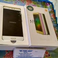Xiaomi Mi5 Mi 5 Putih 3gb / 32gb Bonus Jellycase TG ROM Global Stabil