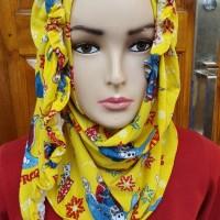 Tazkia Pashmina Instant 2 Faces2