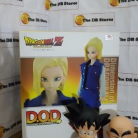 DOD D.O.D Dimension of Dragon Ball Android no 18 Ori MISB