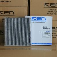 Filter Kabin/ AC BRV, Brio, Mobilio. Carbon Active