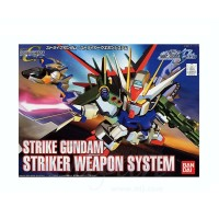 Bandai Gundam BB 259 Strike Gundam Striker Weapon System