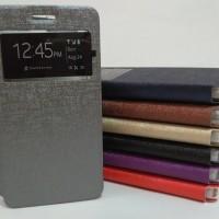 Flip Cover Softcase Lenovo P1m Premium Leather Case