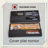 Cover plat nomor motor [HONDA][YAMAHA]