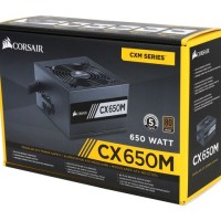 Corsair CXM Series 650W Modular - Bronze