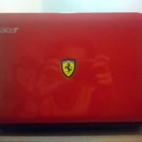 Case / Kesing Acer Ferrari One 200 Lengkap