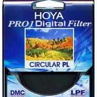 Hoya 37mm PRO 1 Digital CPL Filter Baru | Filter Lensa Hoya (Terlengka