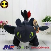 Boneka Mainan Anak / Plush Toys How to Train Your Dragon Toothless