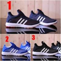 Sepatu Adidas Sport, Sepatu Running, Sepatu Pria, Sepatu Gaya