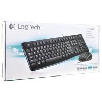 LOGITECH K120 Keyboard KABEL USB K 120 - ASLI ORIGINAL - GARANSI RESMI