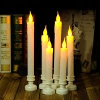 Jual Lilin Elektrik Panjang Kuning Murah