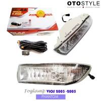 Foglamp / Fog lamp Toyota VIOS 2003 - 2005 set
