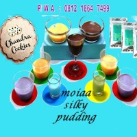 Jual MOIAA Bubuk Praktis Pudding Botol   1 Kg    Toko Chandra Cookies Murah