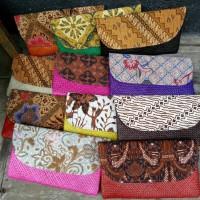 Clutch Pandan Tikar Batik