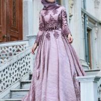 maxi arab/dress brukat/gamis velvet/fashion hijab/kebaya modern/rok