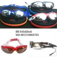 kacamata renang speedo mirror anti fog/anti uv/original/lx1000