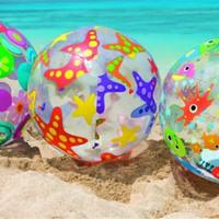 Intex Beach Ball / Bola Pantai / Bola Besar Anak