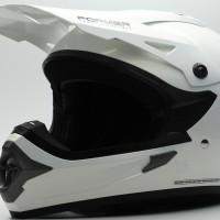 harga Helm Cargloss Former Motocross White Gold Pearl Tokopedia.com